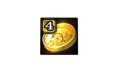 四级宝石币