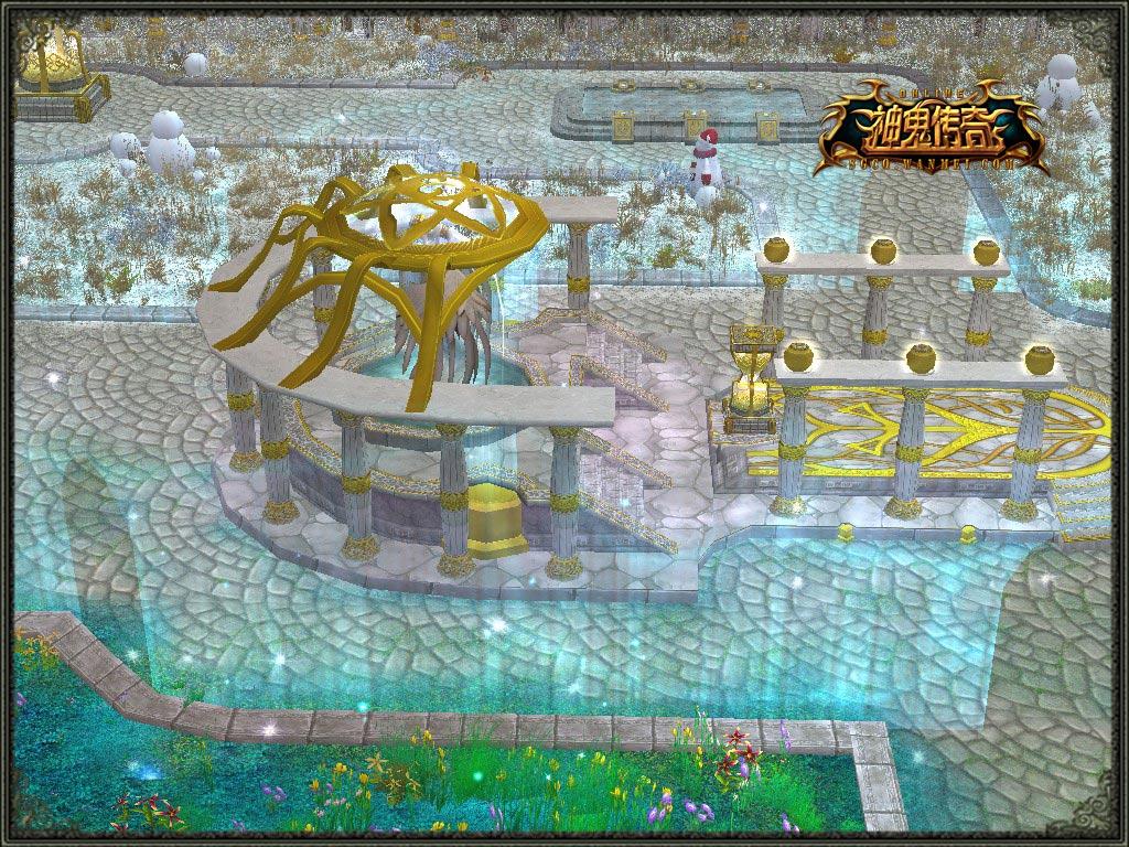 夏令营 古国 任务 《神鬼传奇》/守护主城的圣光...