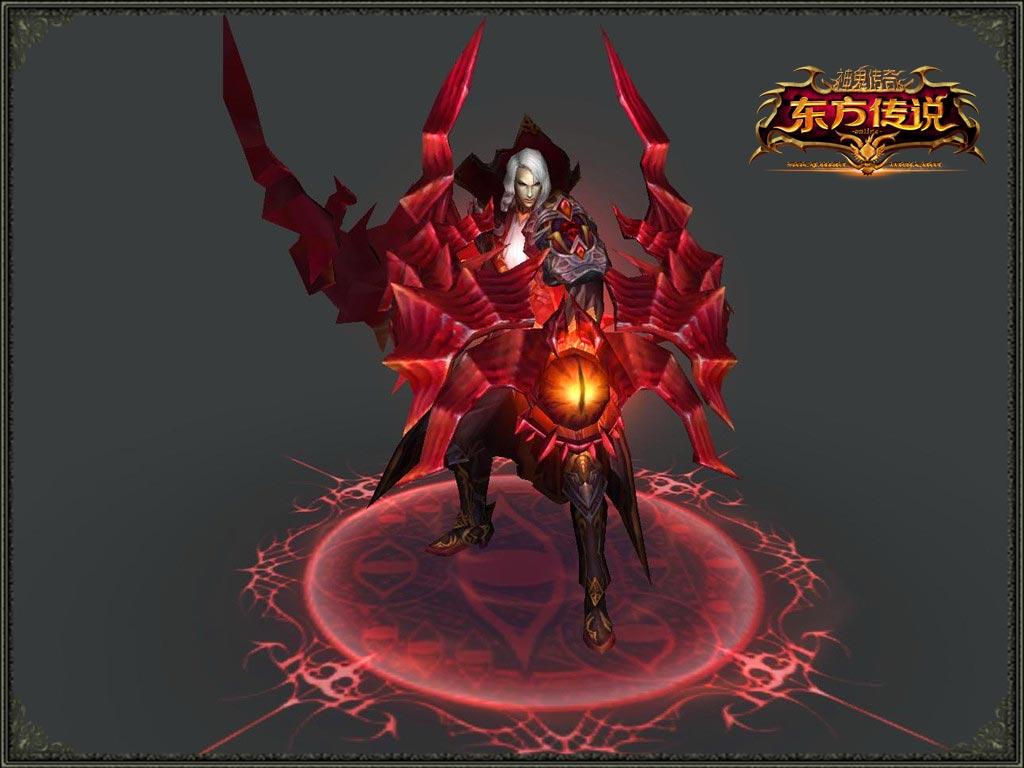 图片: 图2-《神鬼传奇》恶灵古堡终极boss伯爵奥古拉.jpg