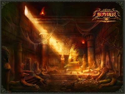 《神鬼传奇》金字塔之谜 探访沙漠宝藏